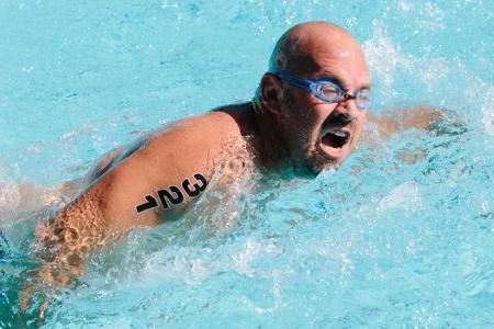 Firestarter Swim